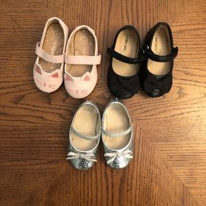 Bundle! toddler dress shoes